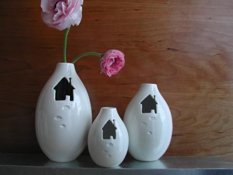Otroligt gulliga vaser!