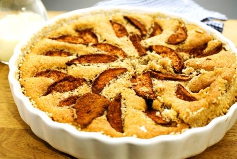 godaste äppelpajen recept