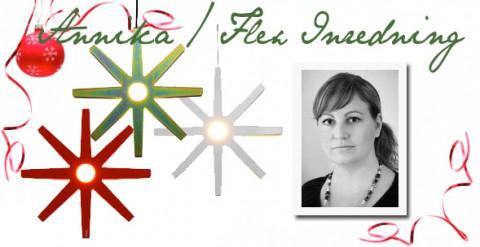 Fling är en stylish julbelysning!