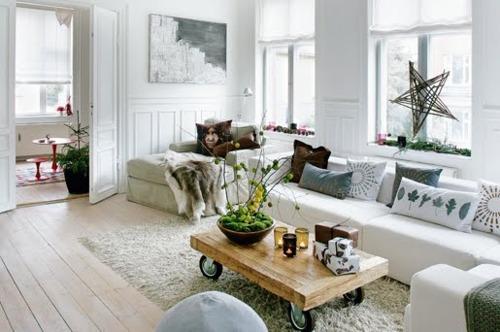 Det här fina hemmet får bli inramningen för den här nyårsaftonen! Foto: Bo Bedre