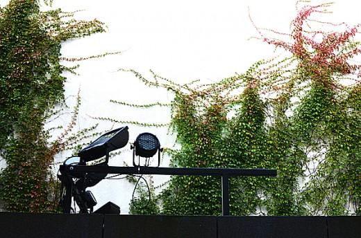 Snygga innergården på vägen ut ur studion. Foto: © Maria Soxbo/Husligheter.elle.se