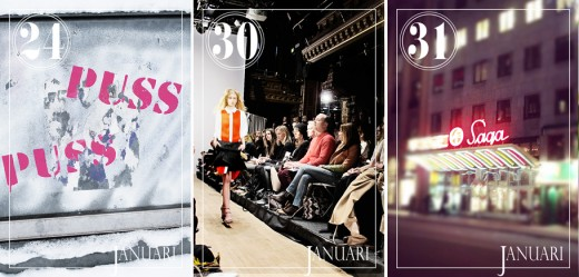 """Lite kärleksfullt """"klotter"""" i vår närmaste park. Och denna vecka var det Mercedes-Benz fashion week i Stockholm, här en bild från fantastiska Altewai.Saomes visning på Berns. Och igår blev det bio på Saga, sorgliga men bra The Descendants."""