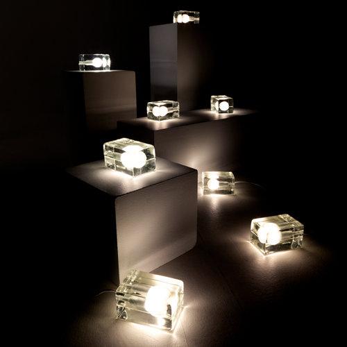 Block lamp för Designhouse Stockholm.