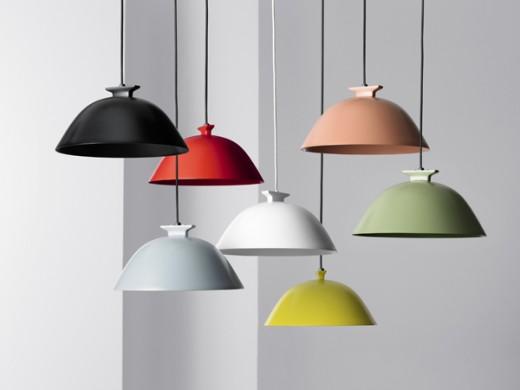 Hanging lamp system för svenska Wästberg.