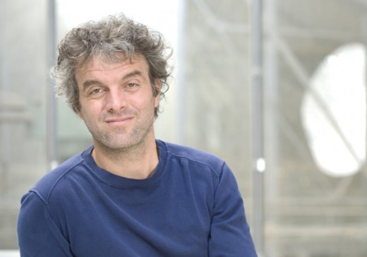 Holländske designern Piet Hein Eek.