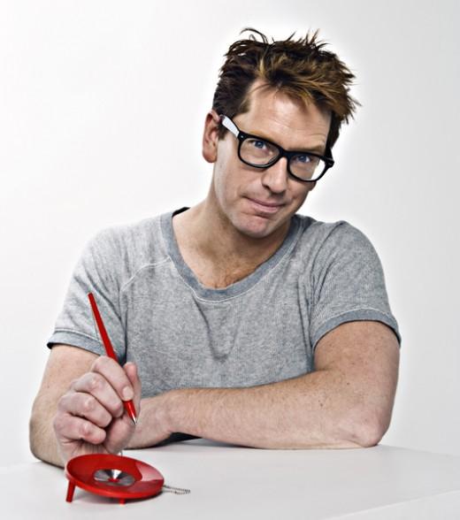 Sveriges mesta trendspanare, Stefan Nilsson. Foto: pressbild