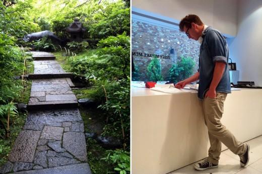 Under en av alla vårens resor, denna till Tokyo. Foto lånat från Stefans blogg.