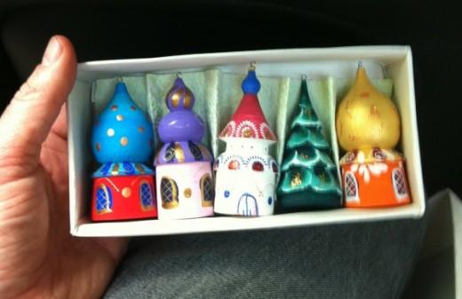 Julkulor! Foto lånat från Stefans blogg.