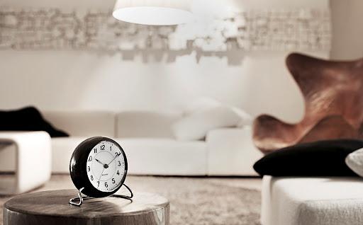 Min nya väckarklocka. Foto: Pressfoto Rosendahl