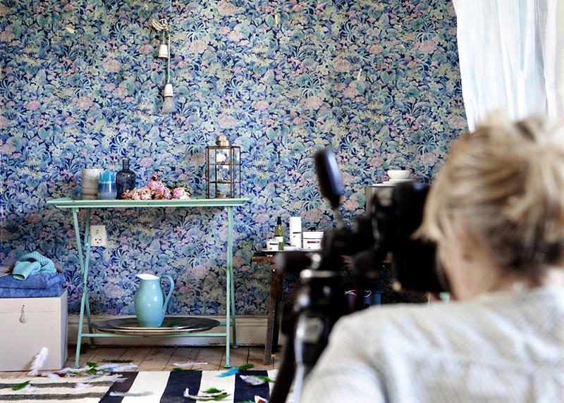 Behind the scenes, Broste spring 2014 – Husligheter.se