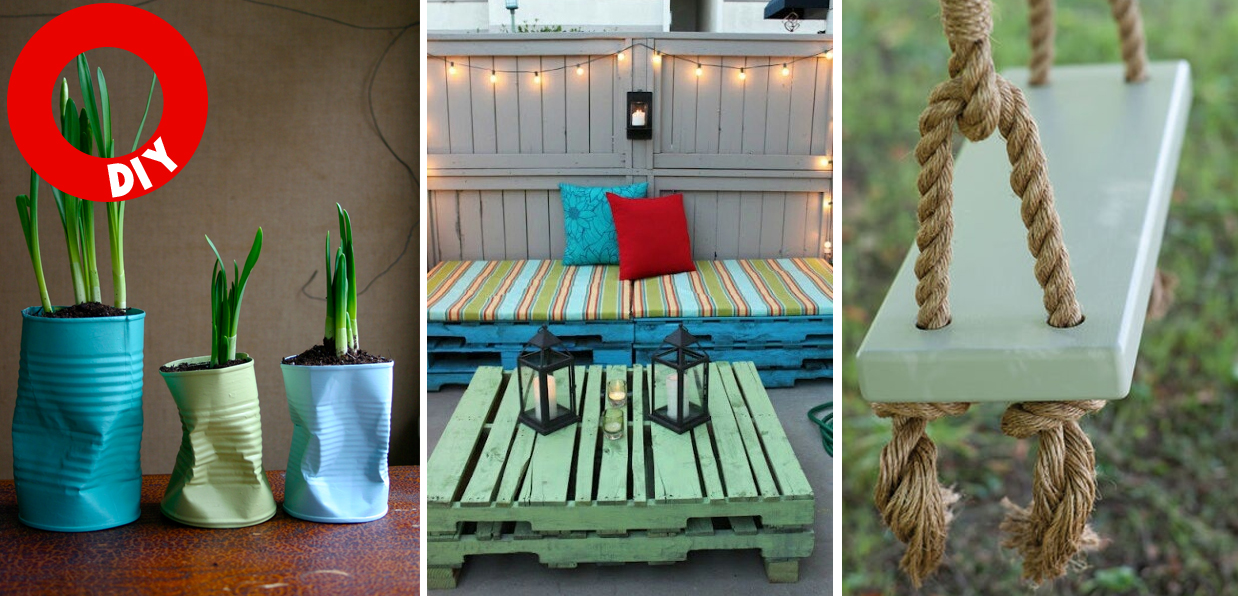 DIY outdoor paint projects (Cuprinol) – Husligheter.se