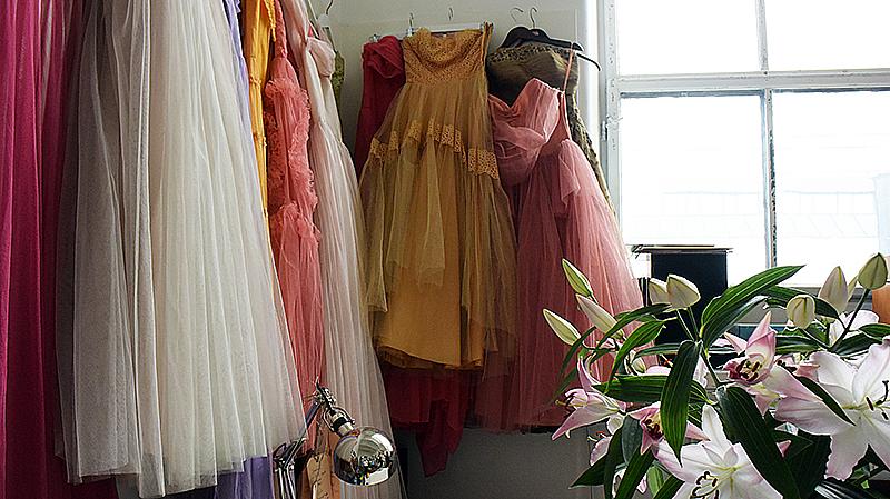 Elsa Billgren's studio (photo: Maria Soxbo/Husligheter.se)