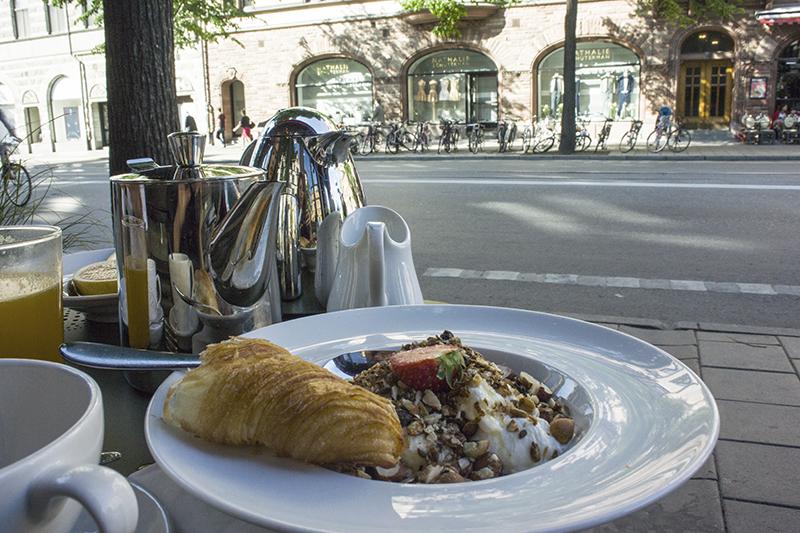 Riche breakfast – photo: Maria Soxbo/Husligheter.se