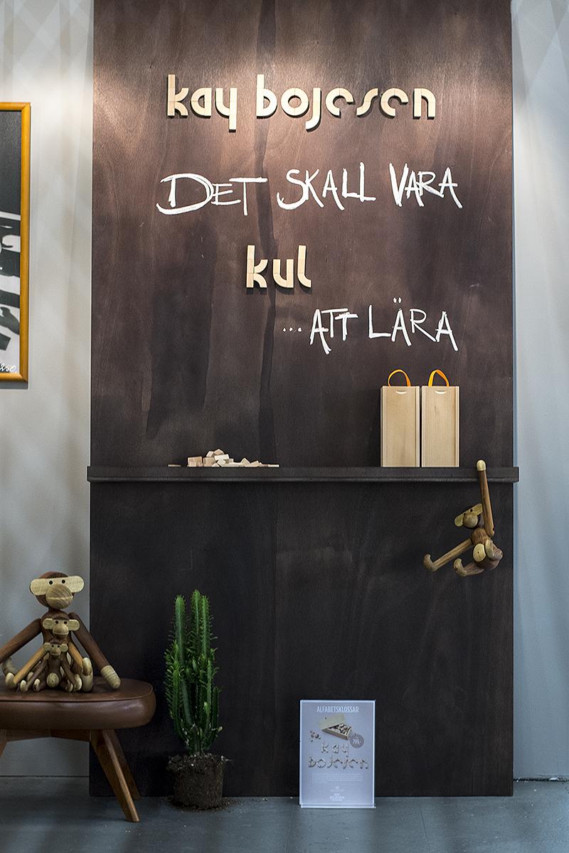 Letters by Kay Bojesen/Rosendahl (photo: Maria Soxbo) – Husligheter.se
