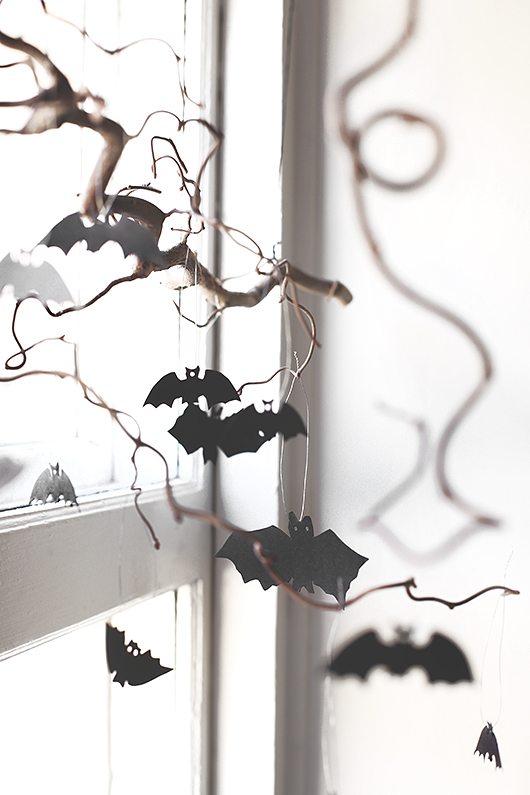 Halloween-pyssel av Frida Ramstedt/Trendenser – Husligheter