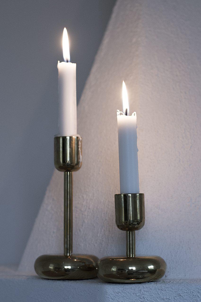 Tända ljus i Nappula från Iittala – Husligheter
