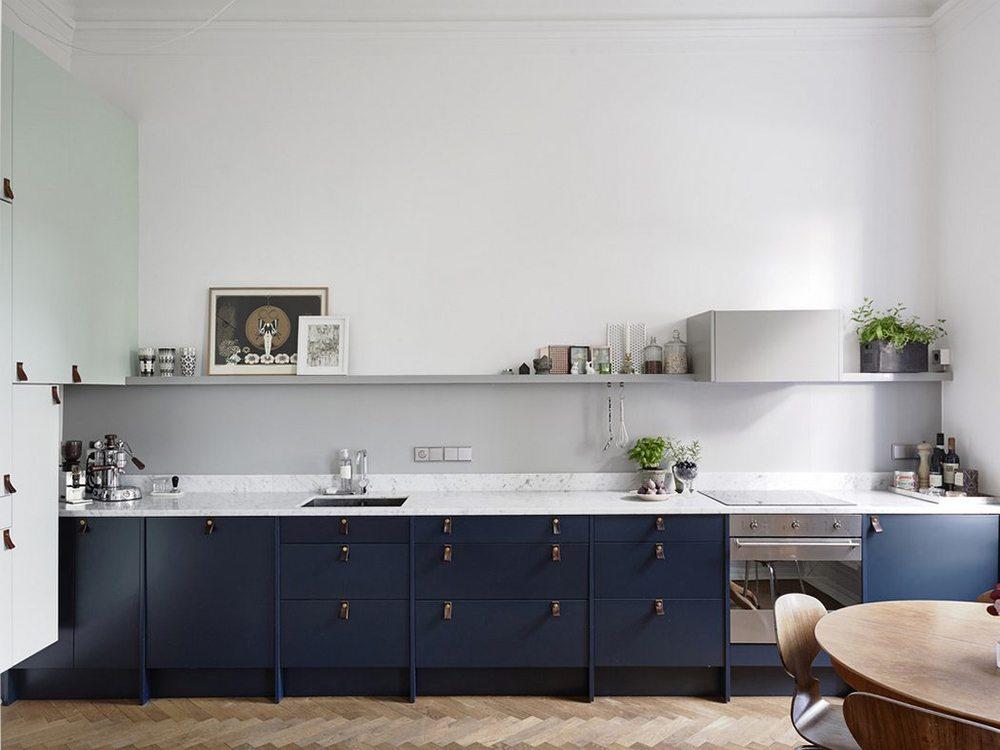 Tvåfärgat kök – Husligheter.se