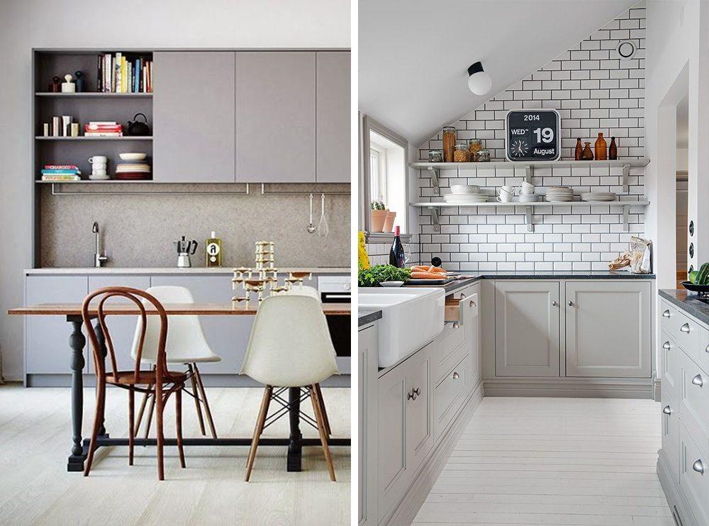 Grå kök – Husligheter.se