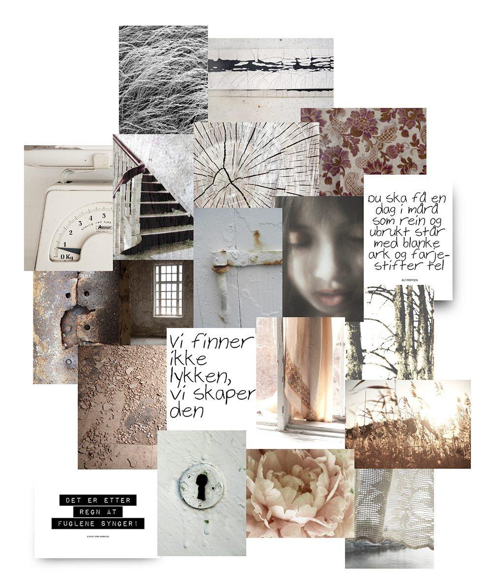 Collage, Ygg & Lyng – Husligheter.se