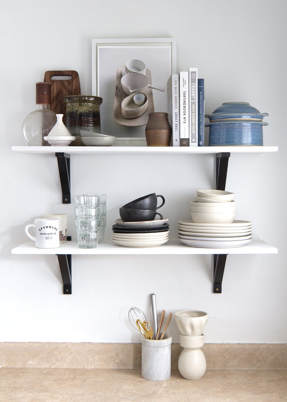 Inreda med souvenirer (Annesage.com) – Husligheter