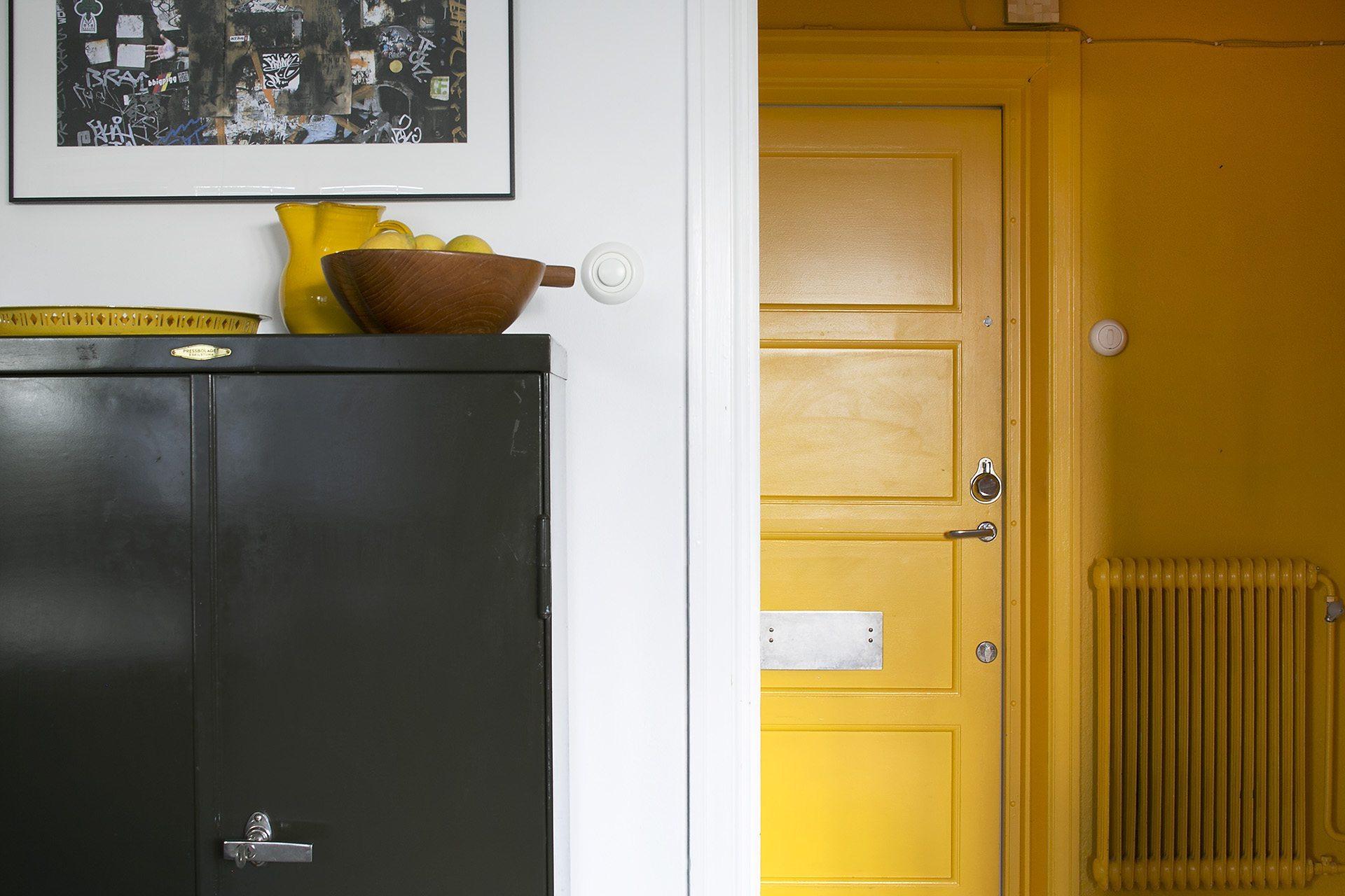 Våga färg, Fantastic Frank – Husligheter