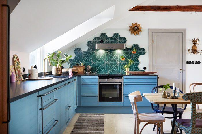Isabelle McAllisters kök – Husligheter