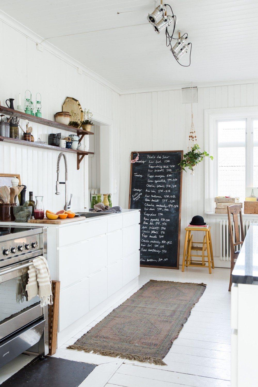 26 idéer att låna från inredningsbloggarnas kök • husligheter