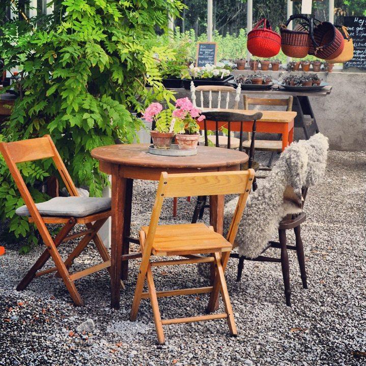 Leva kungslador växthus orangeri – Husligheter