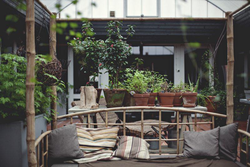 Arken Hotel & Art Garden spa orangeri – Husligheter