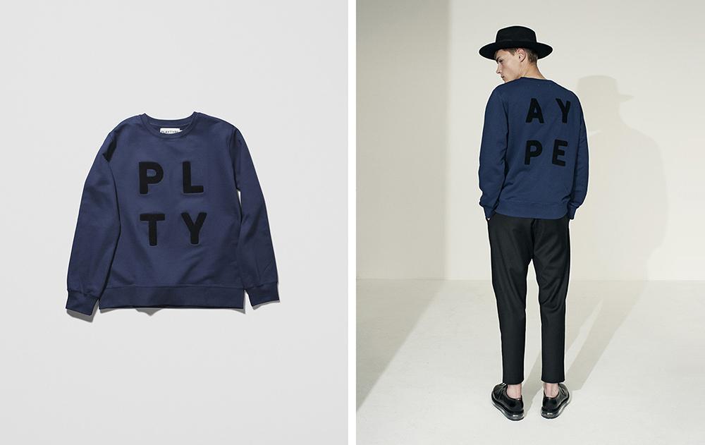 Playtype – Sweatshirt – Husligheter