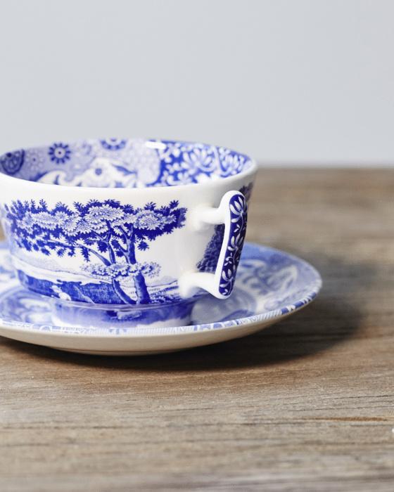 Spode kopp – Husligheter