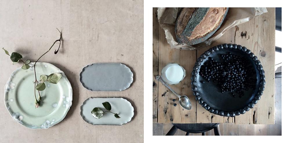 Keramik av Elin Lannsjö – Husligheter