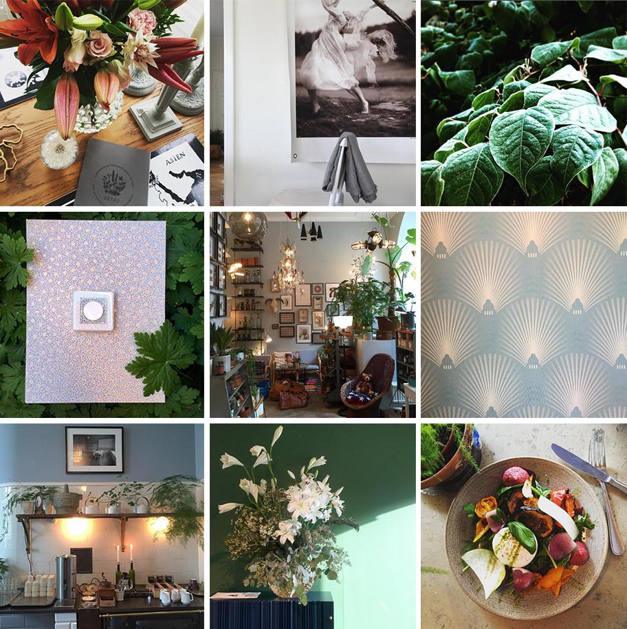 Husligheter – instagram