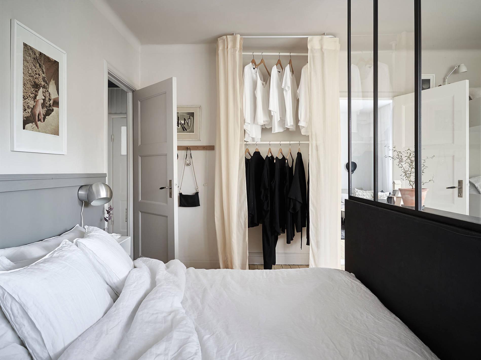 Klädförvaring – foto Jonas Berg/Stadshem – Husligheter