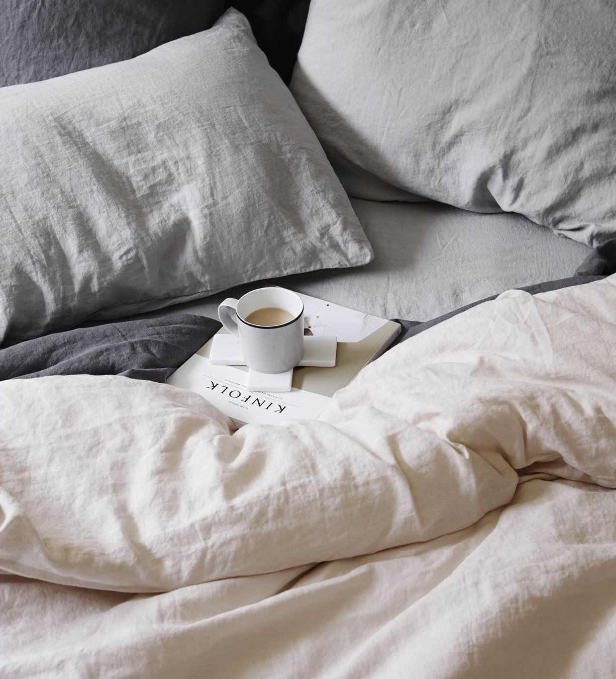 Linnelakan och linnesängkläder – Cultiver – Husligheter