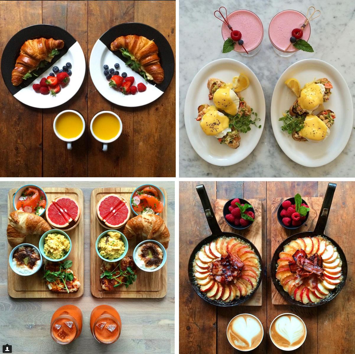 Symmetrybreakfast – Husligheter