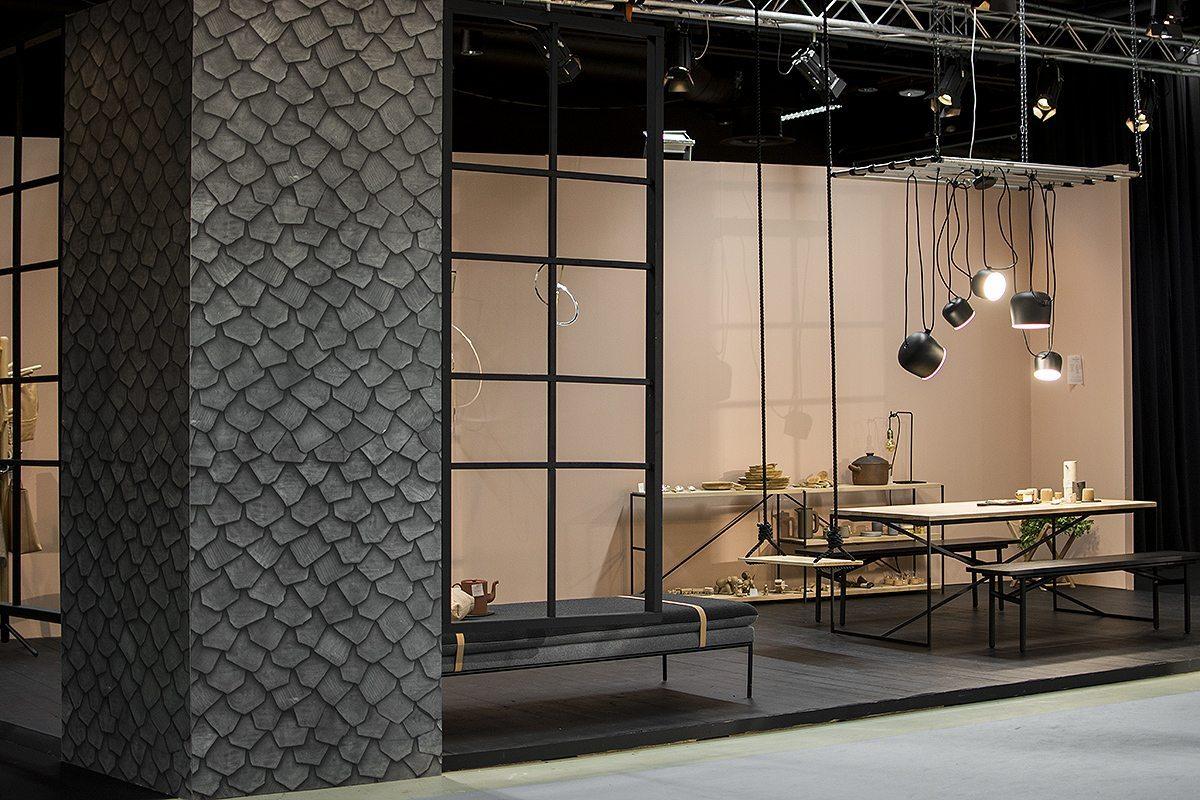 Stockholm Furniture Fair 2016, trendutställningen – Husligheter