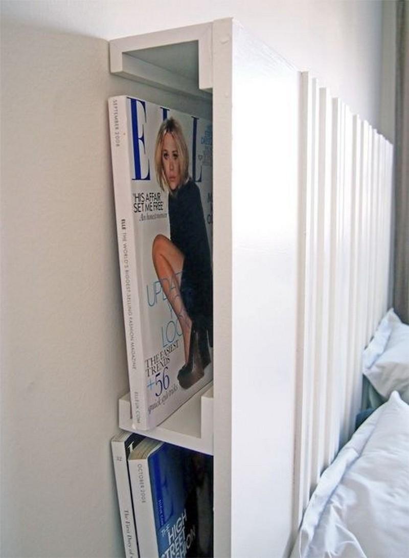 Tavellist bakom sänggaveln – Husligheter