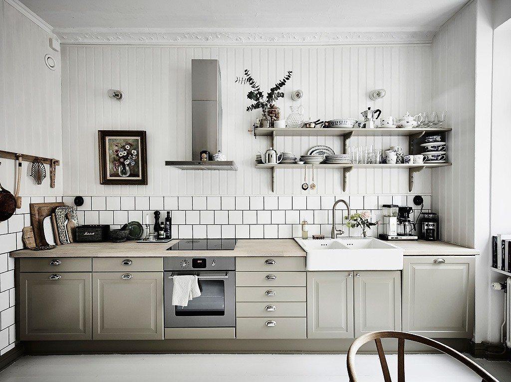 Budgetrenovera köket – slipa bänkskivan – Tant Johanna/Johanna Bradford – Husligheter