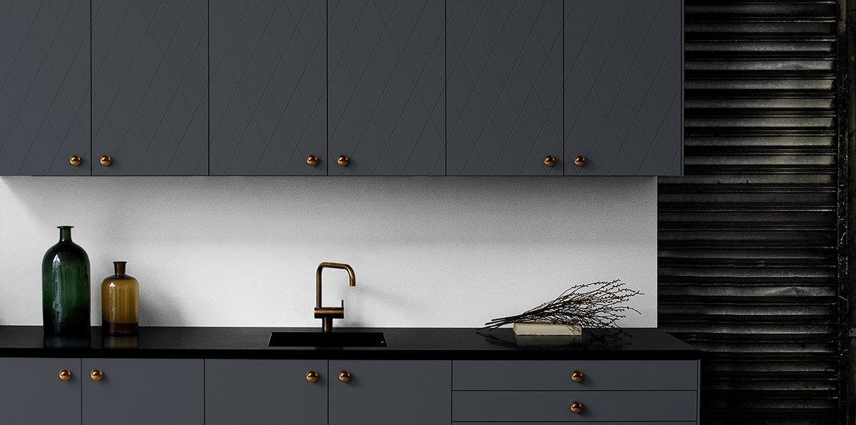 Budgetrenovera köket – byt luckor – Superfront – Husligheter