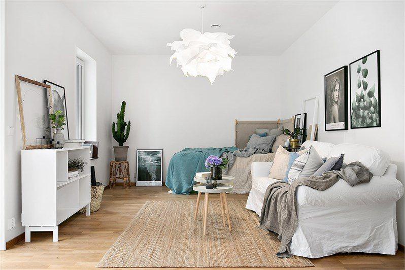 IKEA PS 2014 fåtölj blir säng – Husligheter