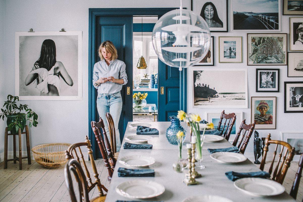 Färgkod Krickelin blå – Husligheter