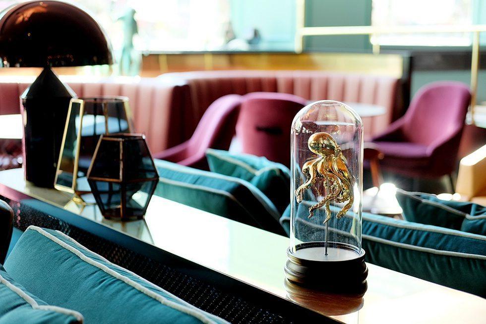 Haymarket by Scandic, restaurang Paul's – Husligheter