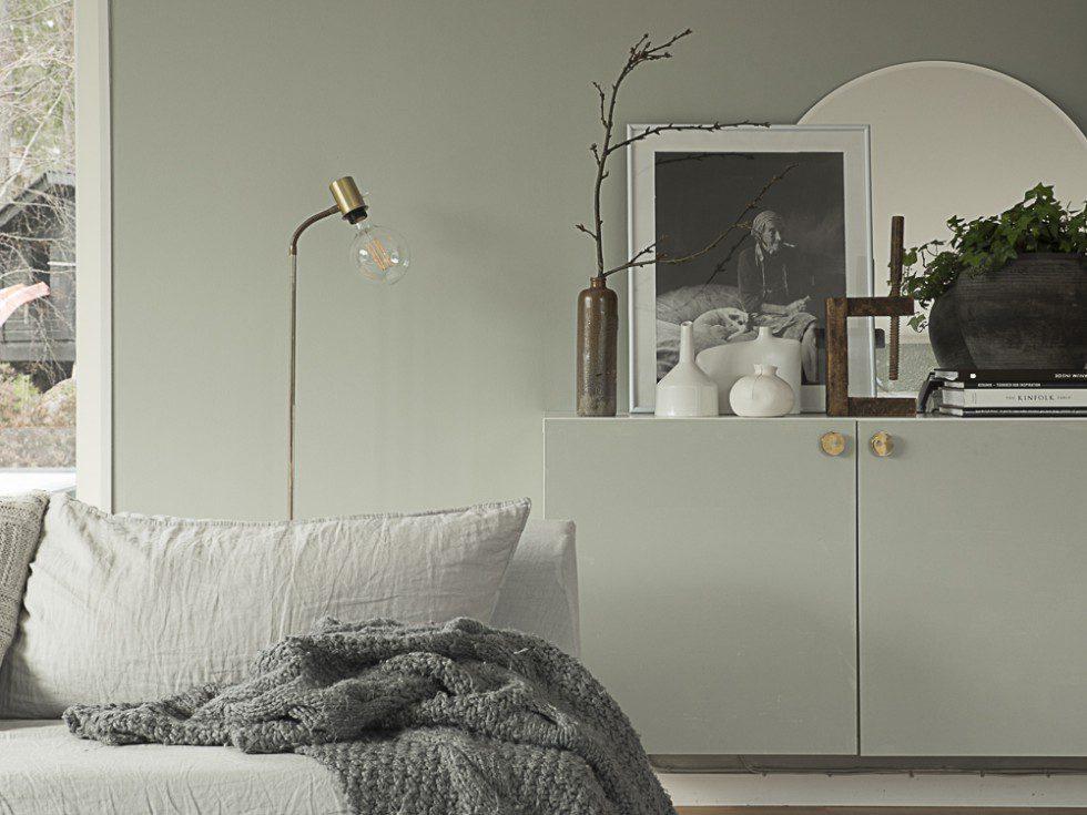 Måla IKEA-skåp i samma färg som väggen – Mormorsglamour – Husligheter
