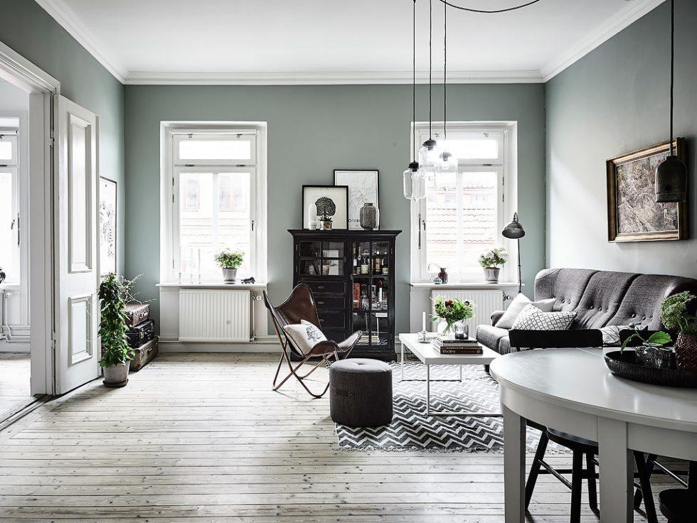 Tre lampor i grupp, Jonas Berg för Entrance – Husligheter