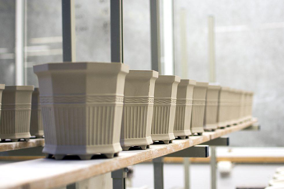 Porslinsfabriken i Lidköping, Waldemarsuddekrukan – Husligheter