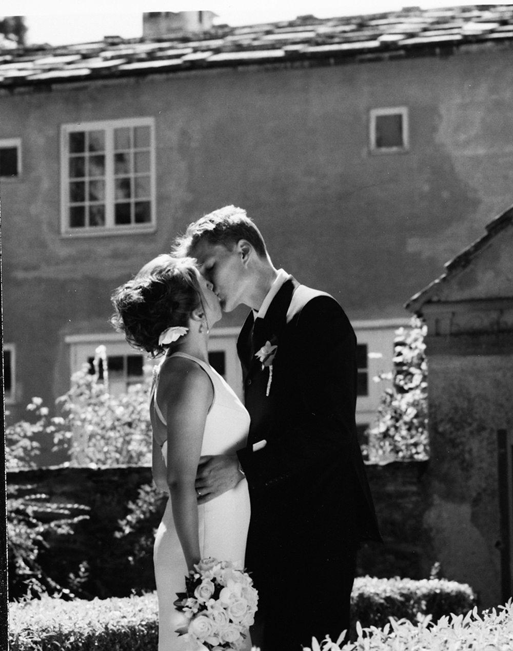 Bröllop Husligheter