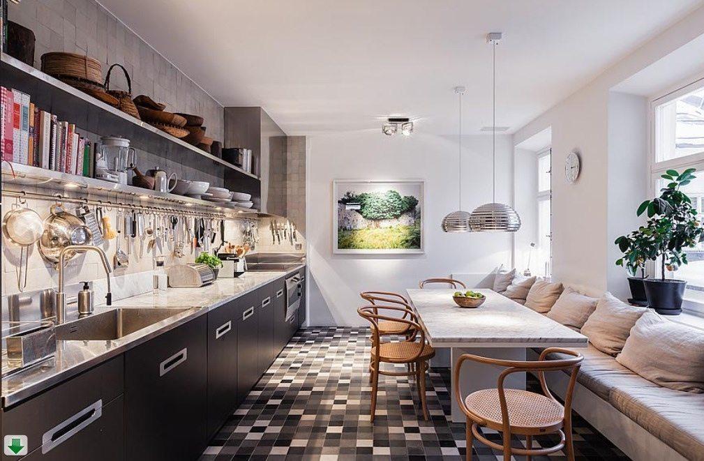 Köksbänk med förvaring, Filippa Ks kök – Husligheter
