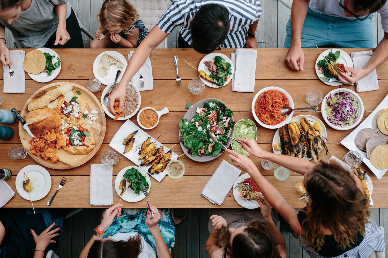 Middagsklubb – Luisa Brimble – Husligheter
