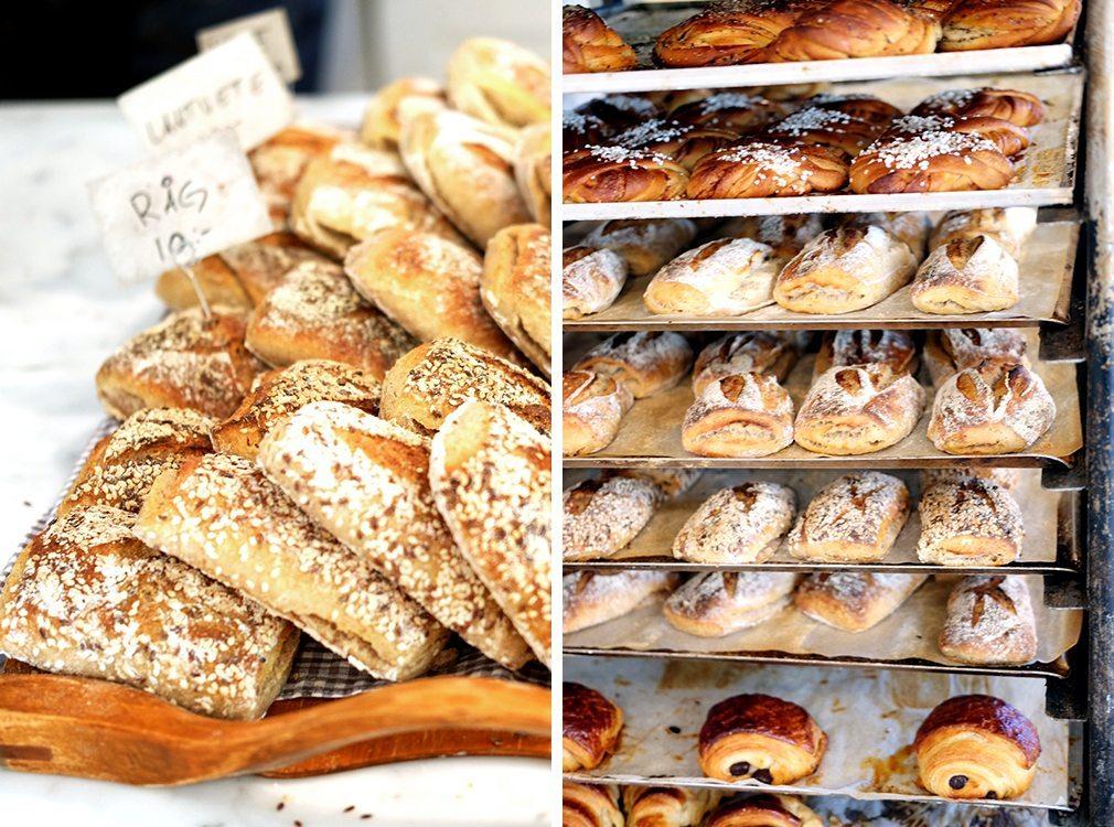 Enskedeparkens bageri – Husligheter